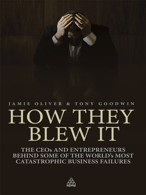cover image of How They Blew It