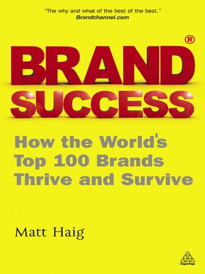 cover image of Brand Success