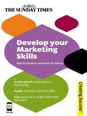 cover image of Develop Your Marketing Skills