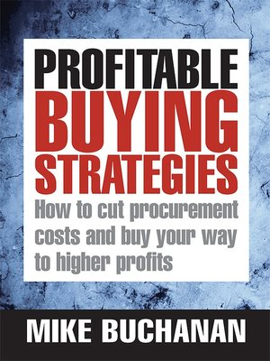 cover image of Profitable Buying Strategies