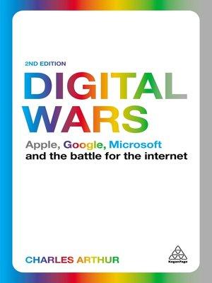 cover image of Digital Wars