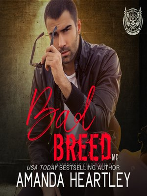 cover image of Bad Breed MC