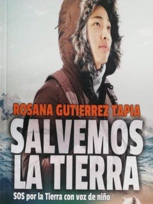 cover image of Salvemos la Tierra