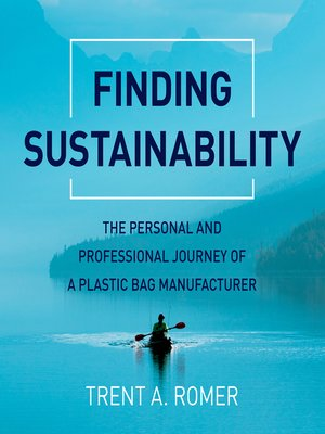cover image of Finding Sustainability