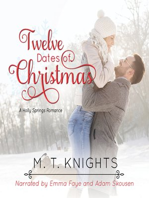 cover image of Twelve Dates of Christmas