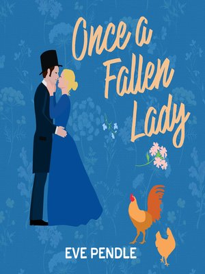 cover image of Once a Fallen Lady