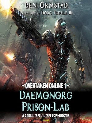 cover image of Daemonorg Prison-Lab