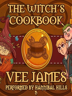 cover image of The Witch's Cookbook