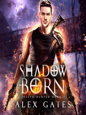 cover image of Shadow Born