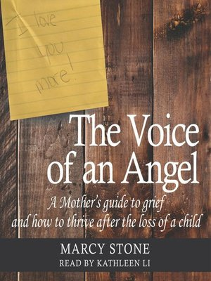 cover image of The Voice of an Angel