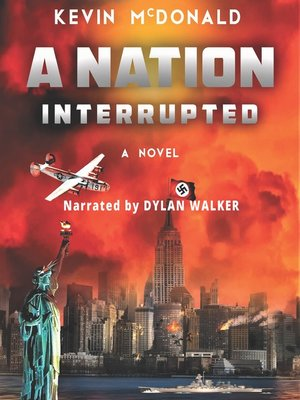 cover image of A Nation Interrupted
