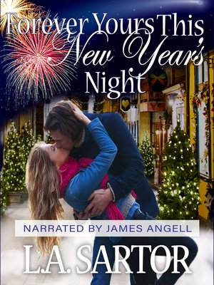 cover image of Forever Yours This New Year's Night