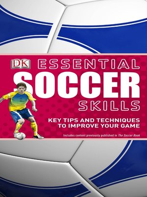 cover image of Essential Soccer Skills