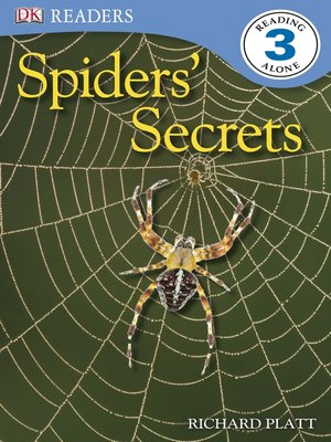 cover image of Spiders' Secrets