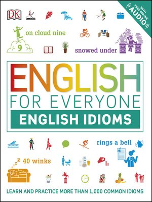 cover image of English Idioms