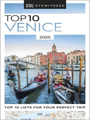 cover image of DK Eyewitness Top 10 Venice