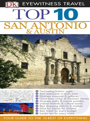cover image of San Antonio and Austin