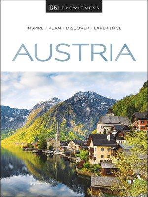 cover image of DK Eyewitness Austria
