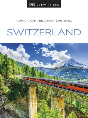 cover image of DK Eyewitness Travel Guide Switzerland