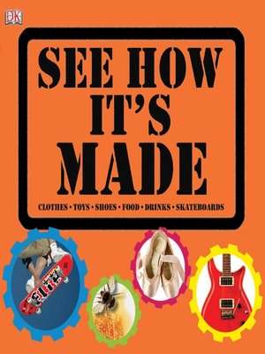 cover image of See How It's Made