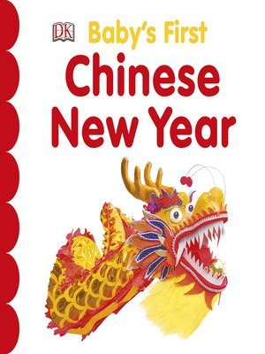 cover image of Baby's First Chinese New Year