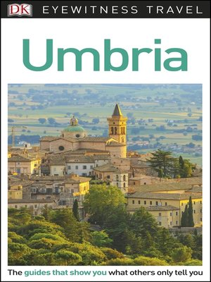 cover image of DK Eyewitness Travel Guide - Umbria