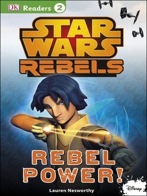 cover image of Star Wars Rebels: Rebel Power!