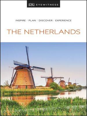 cover image of DK Eyewitness the Netherlands