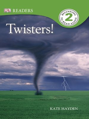 cover image of Twisters!