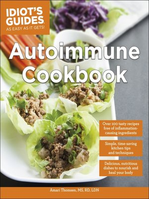 cover image of Autoimmune Cookbook