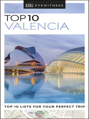 cover image of DK Eyewitness Top 10 Valencia