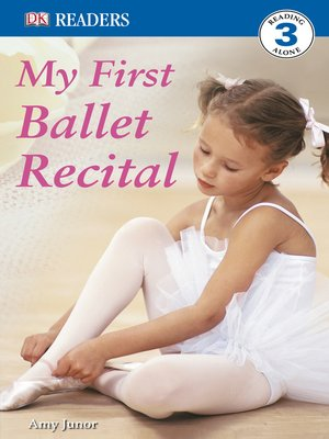 cover image of My First Ballet Recital