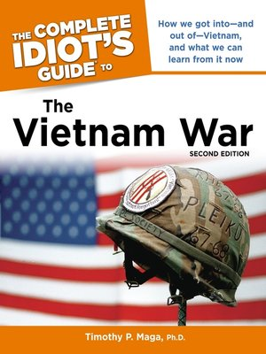 cover image of The Complete Idiot's Guide to the Vietnam War