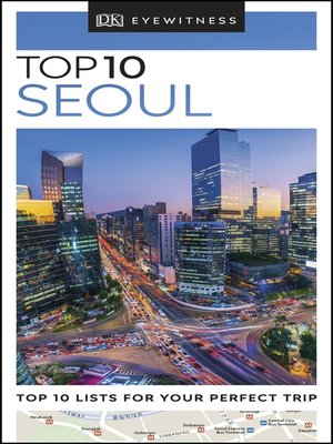 cover image of DK Eyewitness Top 10 Seoul