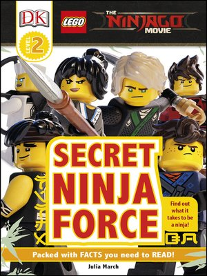cover image of The Lego Ninjago Movie: Secret Ninja Force