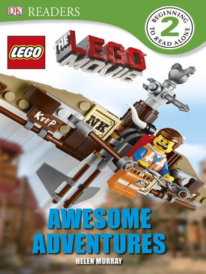 cover image of The LEGO® Movie: Awesome Adventures
