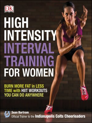 cover image of High-Intensity Interval Training for Women