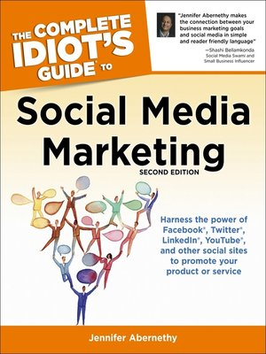 The complete idiots guide to chess by patrick wolff overdrive cover image of the complete idiots guide to social media marketing fandeluxe Images