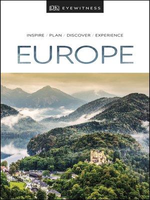 cover image of DK Eyewitness Europe