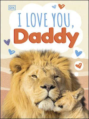cover image of I Love You, Daddy