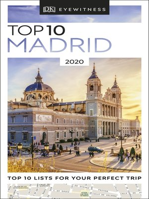 cover image of DK Eyewitness Top 10 Madrid
