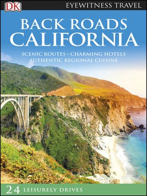 cover image of Back Roads California