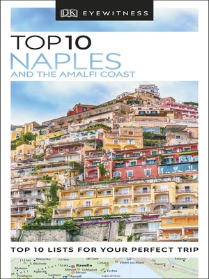 cover image of DK Eyewitness Top 10 Naples and the Amalfi Coast