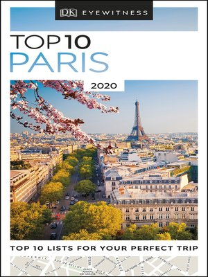 cover image of Top 10 Paris