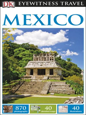 cover image of DK Eyewitness Travel Guide - Mexico