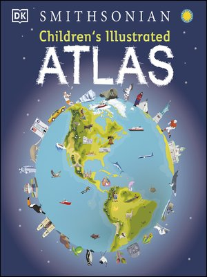 cover image of Children's Illustrated Atlas