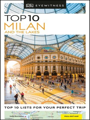 cover image of Milan and the Lakes
