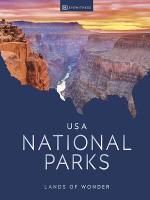 cover image of USA National Parks