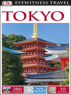 cover image of DK Eyewitness Travel Guide: Tokyo