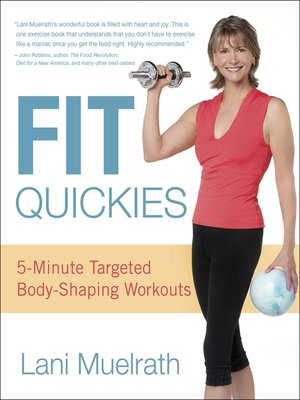 cover image of Fit Quickies